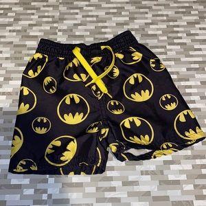 Boys' 2T/3T Batman Swim Trunks